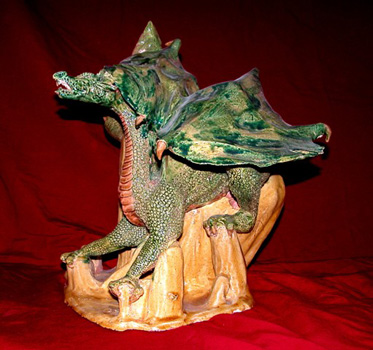 dragons-sculptes