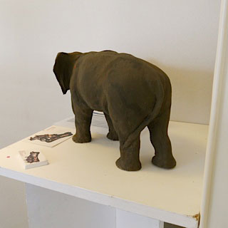 exposition credit du nord clermont sculpture elephant